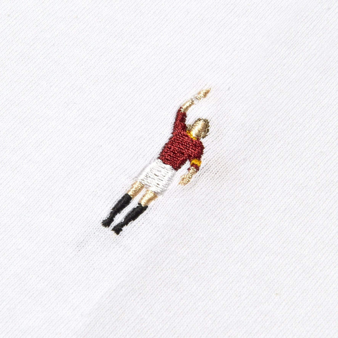TOTTEE WHITE - Football Shirt Collective