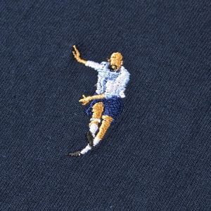 La Bruijita t-shirt tee (navy) - Football Shirt Collective