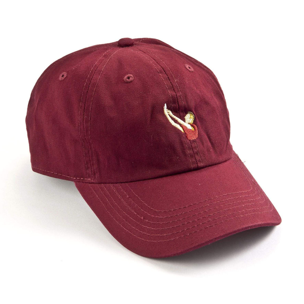 Selfie Cap Burgundy City Boys FC - Football Shirt Collective