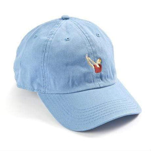 City Boys FC Selfie Cap Light Blue City Boys FC