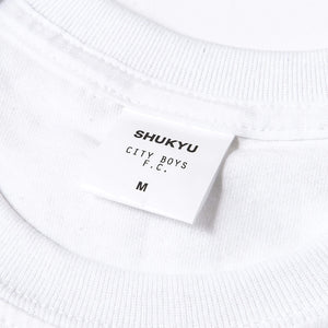 "SHUKYU MAGAZINE × CITY BOYS FC ""FENÓMENO"" TEE - Football Shirt Collective"