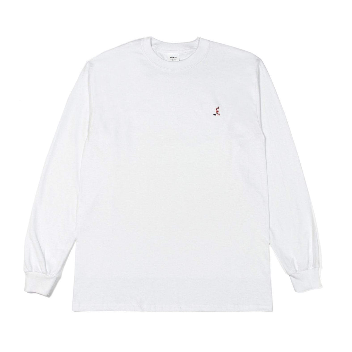 Titi City Boys FC x Shukyu Magazine long sleeve t-shirt (White) | Arsenal Thierry Henry - Football Shirt Collective