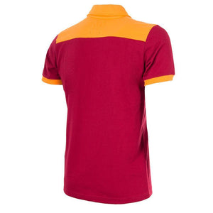 1980 AS Roma Retro Home Shirt - Football Shirt Collective