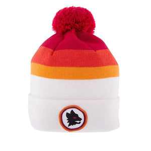 AS Roma away bobble Hat | COPA - Football Shirt Collective