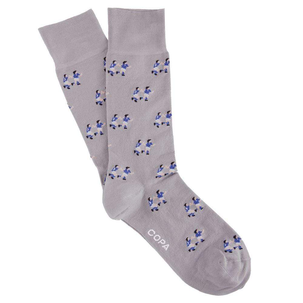 Azzurri celebration socks | COPA - Football Shirt Collective