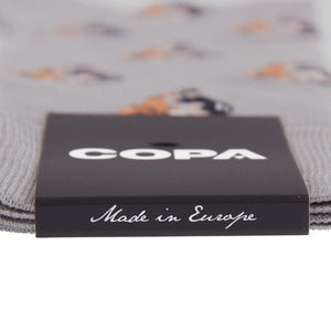 Flying tackle socks | COPA - Football Shirt Collective