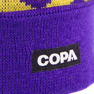 Jorge Campos Mexico Bobble Hat | Pink Purple Yellow Green - Football Shirt Collective