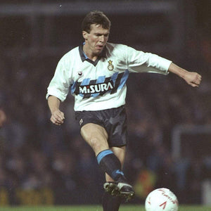 Lothar Matthaus | White Blue Black - Football Shirt Collective