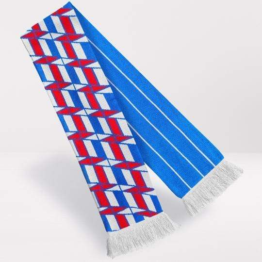 Fans Favourite Ajax Retro Football Scarf - 1989-'90 Away
