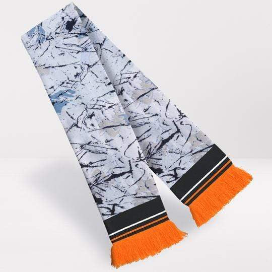 Fans Favourite Dundee United Retro Football Scarf - 1993-'94 Away