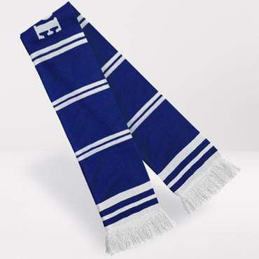 Fans Favourite Leicester Retro Football Scarf 1983-85 Home Shirt