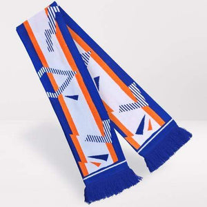 Fans Favourite Luton Town Retro Football Scarf - 1991-'92 Home