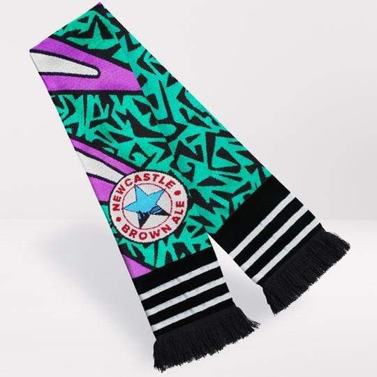 Fans Favourite Newcastle United Retro Football Scarf - 1995-'96 Goalkeeper