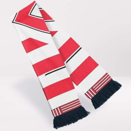 Fans Favourite Southampton Retro Football Scarf - 1993-'95 Home