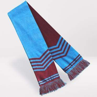Fans Favourite West Ham Retro Football Scarf