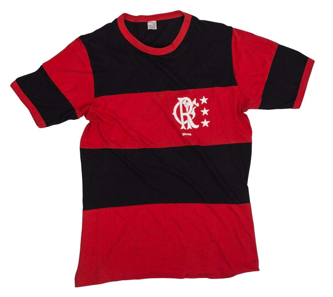 1970 Flamengo football shirt L Mint - Football Shirt Collective
