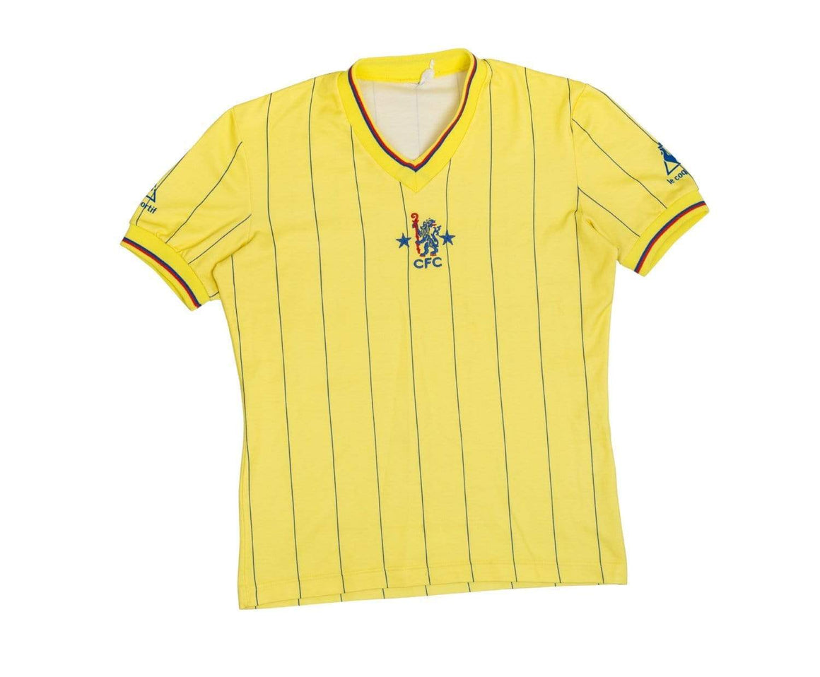 Football Shirt Collective 1980-81 Chelsea away football shirt S