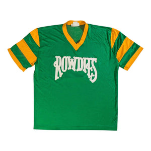 Football Shirt Collective 1986-87 Tampa Bay Rowdies shirt L (Excellent)
