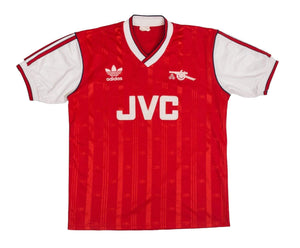 Football Shirt Collective 1986-88 Arsenal Home Shirt L Excellent