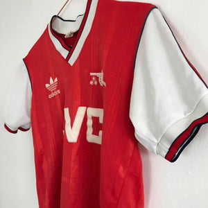 1986-88 Arsenal Home Shirt L Excellent - Football Shirt Collective