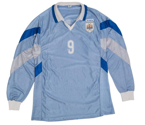 Football Shirt Collective 1988 Uruguay home shirt L/S XL #9