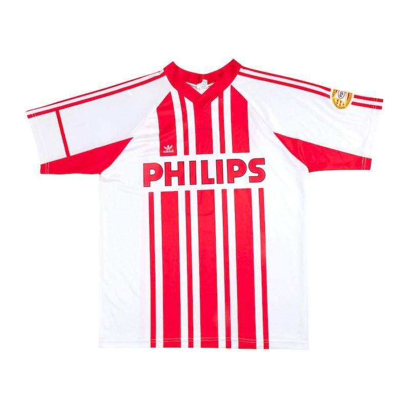 Football Shirt Collective 1989-1991 PSV Home football shirt L 8 (Mint)