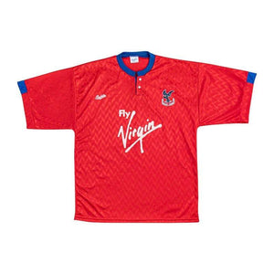 Football Shirt Collective 1990-91 Crystal Palace Third Shirt (Excellent) M