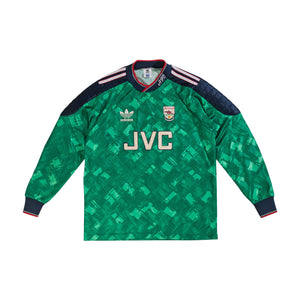 Football Shirt Collective 1990-92 Arsenal goalkeeper Shirt M (Mint)