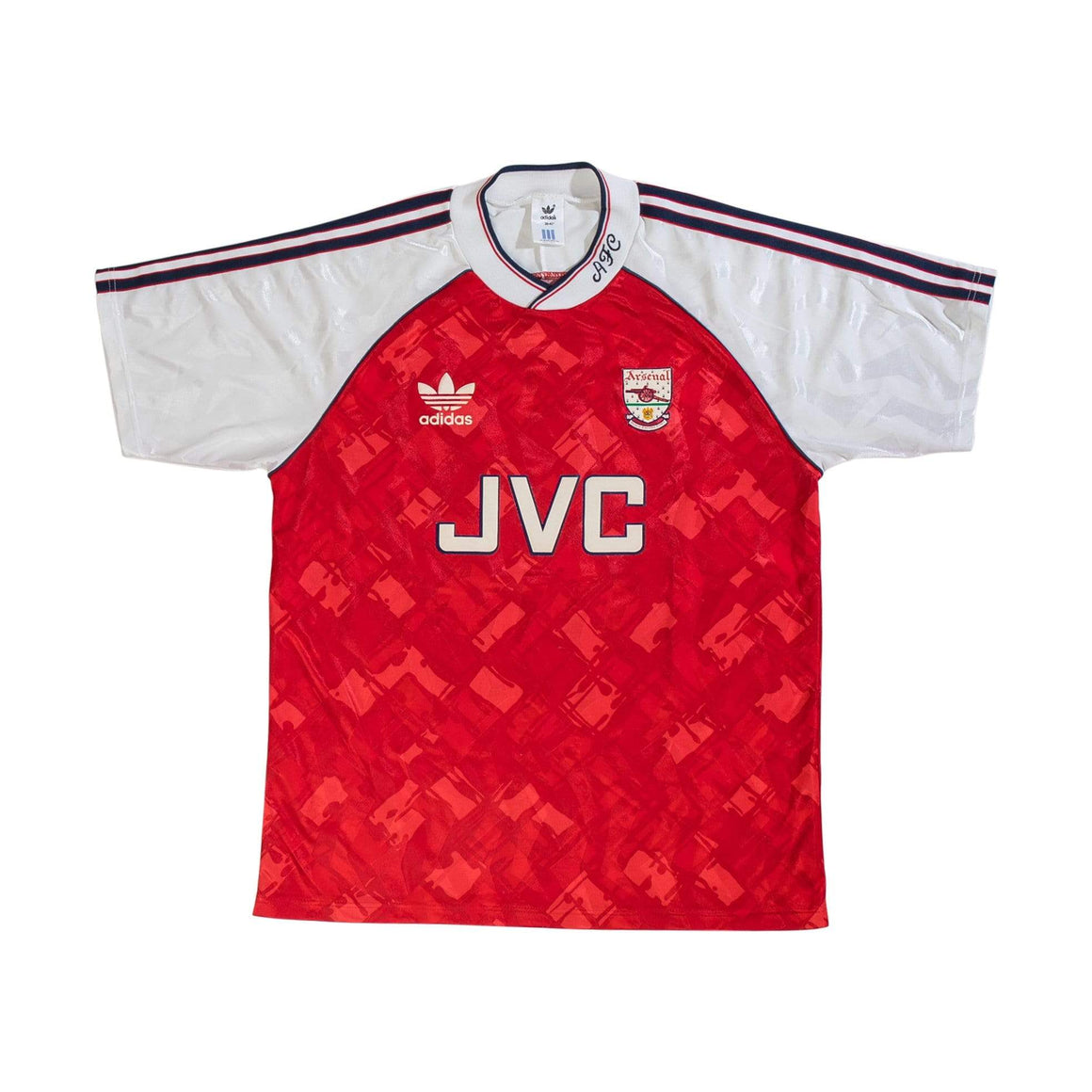 Football Shirt Collective 1990-92 Arsenal Home Shirt M (Mint)