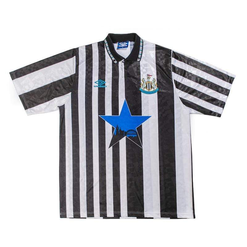 1990-93 Newcastle United home shirt XL (Excellent) - Football Shirt Collective