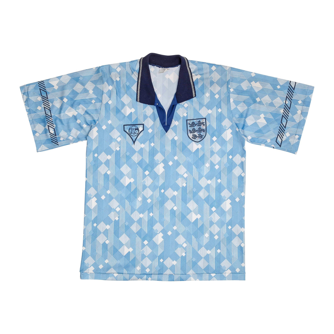 1990 England 3rd shirt replica - Football Shirt Collective