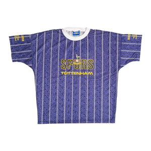 1990s Tottenham Training Shirt (Excellent) L - Football Shirt Collective