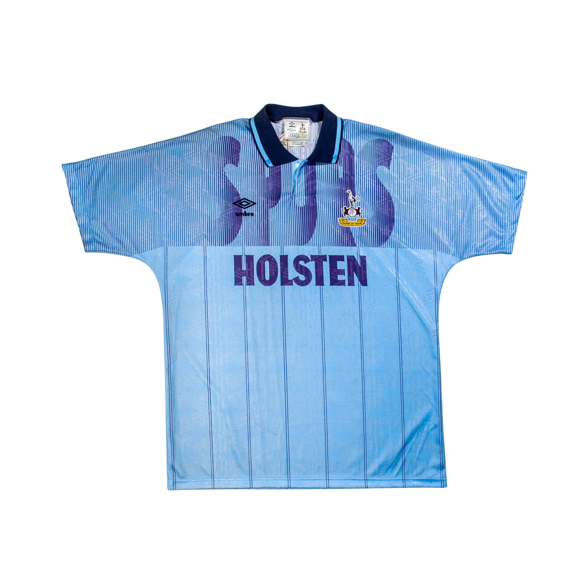1991-1994 Tottenham Away Football Shirt XL BNWT - Football Shirt Collective