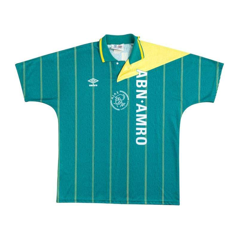 Football Shirt Collective 1991-93 Ajax Away Shirt (Mint) XL