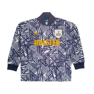 1991-93 Tottenham Home Away Goalie Shirt L - Football Shirt Collective