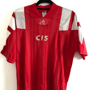 1992-93 CIS Home Shirt (Excellent) M - Football Shirt Collective