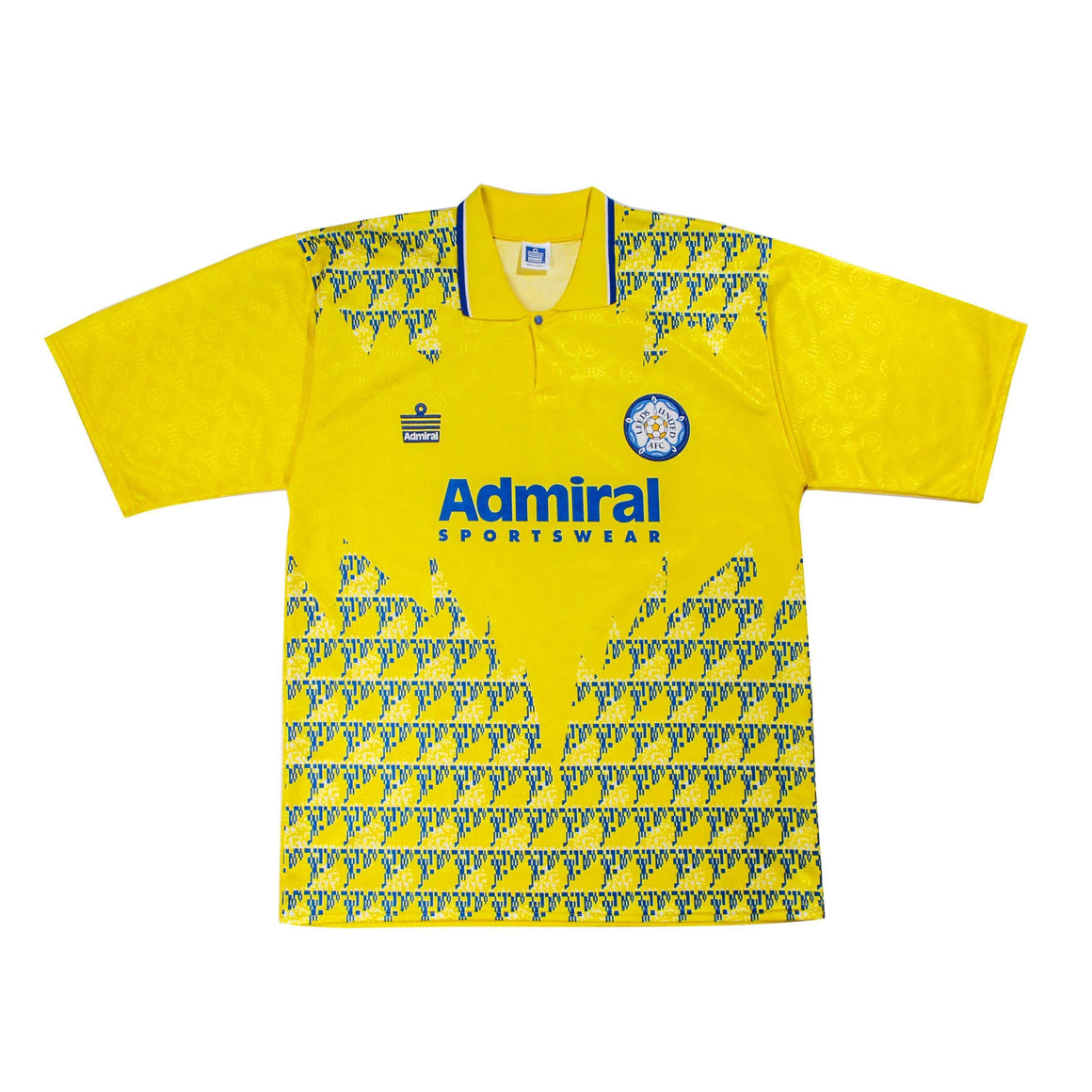 1992-93 Leeds Third Shirt *Mint* XL - Football Shirt Collective