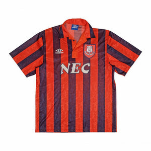 1992-94 Everton away XL Excellent - Football Shirt Collective