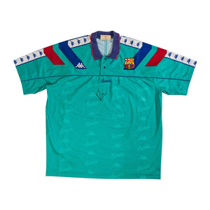 Football Shirt Collective 1992-95 Barcelona away shirt (Very Good) XL