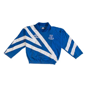 Football Shirt Collective 1992 Everton Umbro track top S (Excellent)