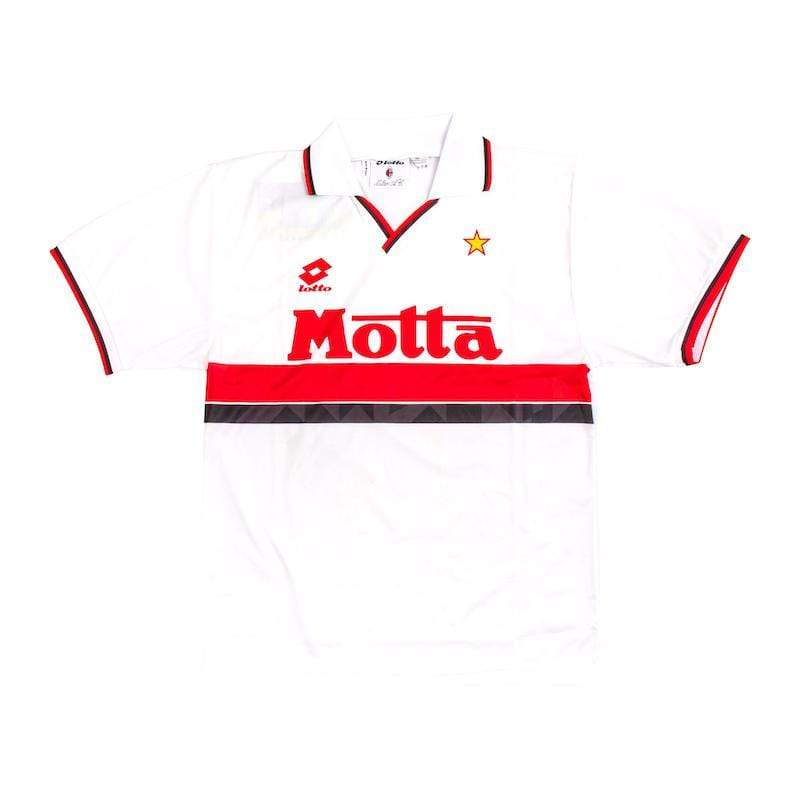 Football Shirt Collective 1993-94 AC Milan football shirt Excellent BNWT M