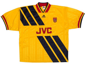 1993-94 Arsenal away shirt XL (Excellent) - Football Shirt Collective
