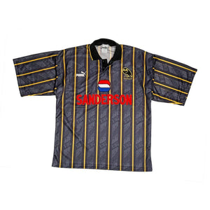 1993-94 Sheffield Wednesday away XL (Excellent) - Football Shirt Collective
