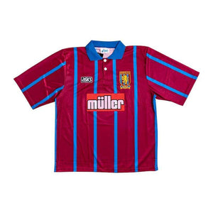 Football Shirt Collective 1993-95 Aston Villa home shirt L BNWT