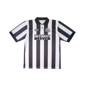 Football Shirt Collective 1993-95 Newcastle United home football Shirt XL (Excellent)