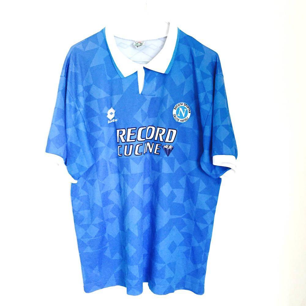 Football Shirt Collective 1994-1995 Napoli shirt #17 L
