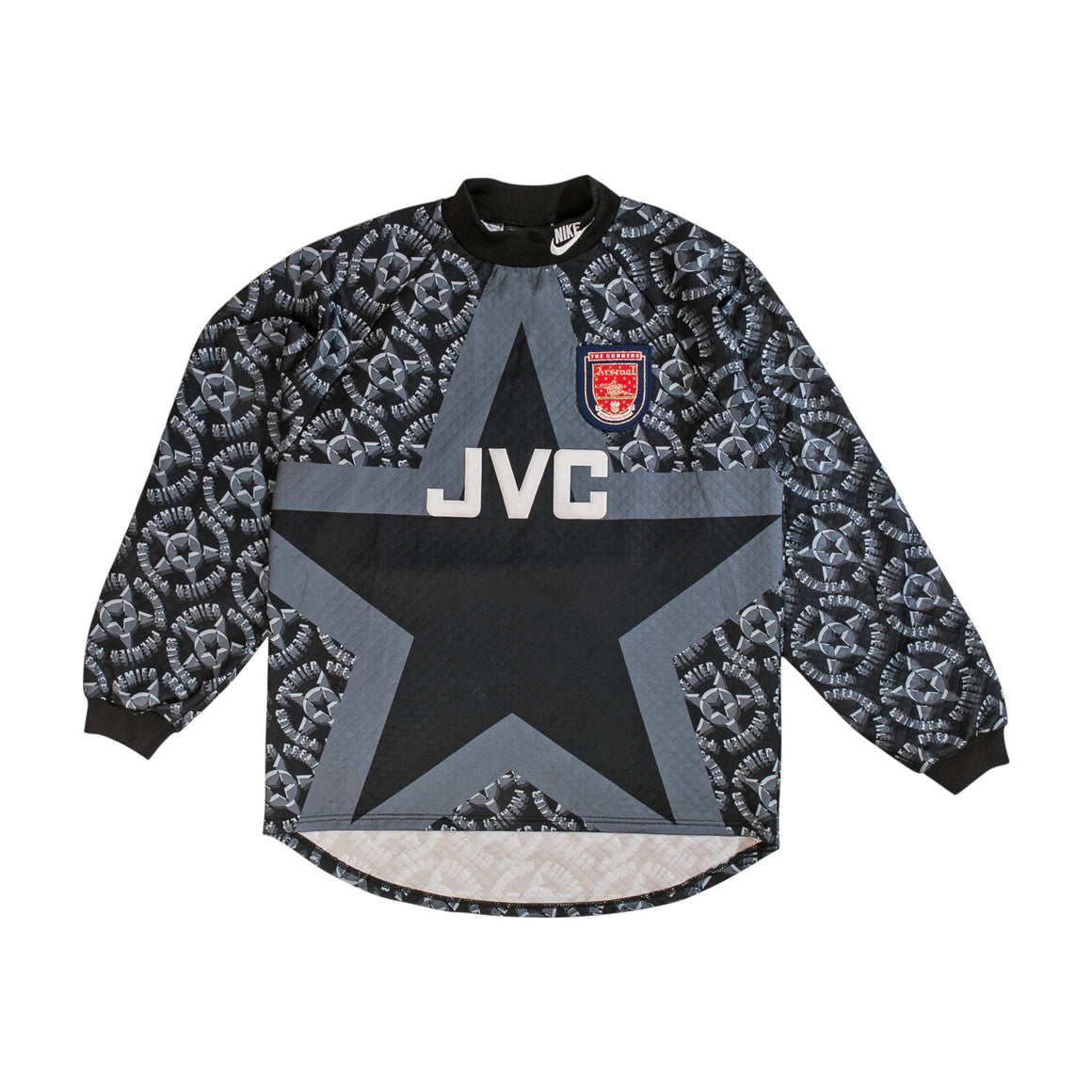 Football Shirt Collective 1994-95 Arsenal goalkeeper Shirt (Excellent) M
