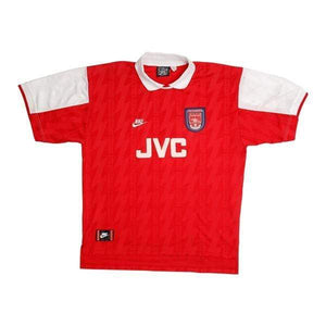 1994-95 Arsenal Home Shirt (Excellent) XL - Football Shirt Collective