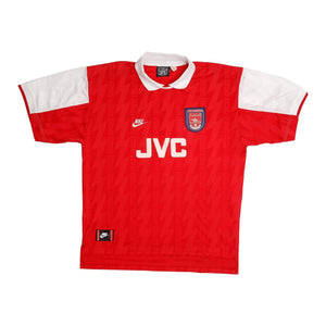 1994-95 Arsenal Home Shirt (Excellent) XXL - Football Shirt Collective