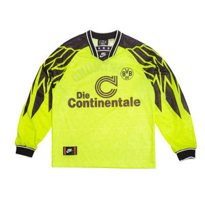 1994-95 Borussia Dortmund home shirt L/S M - Football Shirt Collective